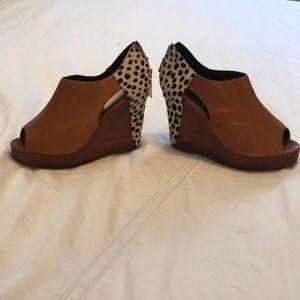 Rebecca Minkoff Shoes - Rebecca Minkoff Wedges, Size 6